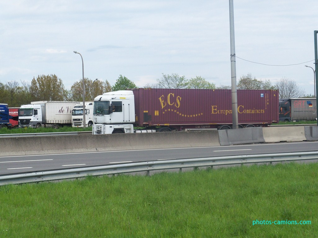 ECS European Containers (Zeebrugge) 542035photoscamions30Avril201286
