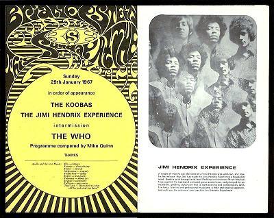 Londres (Saville Theatre) : 29 janvier 1967 542121Saville2s