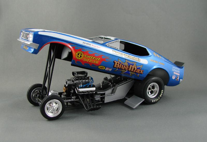 Blue Max Funny Car 542548bluemax0018