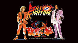 """Hiscores """"Art of Fighting"""" 542755images"""