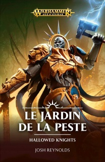 Programme des publications Black Library France pour 2017 542946BLPROCESSEDFRHallowedKnightsCover