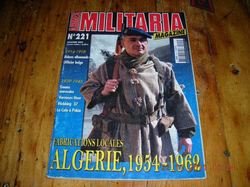 Djellaba militaire 543624DSCN0199