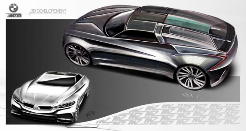 [Présentation] Le design par BMW - Page 4 543677261105bmwmz88