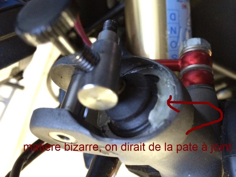 Levier frein accossato style brembo 544113photo311
