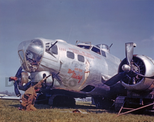 B 17 G Revell - Page 2 544644DHKB17GLMMcolor
