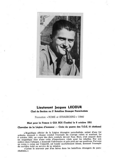 Nghia Lo - Octobre 1951. 2e BEP 549383LECJF0011PLE