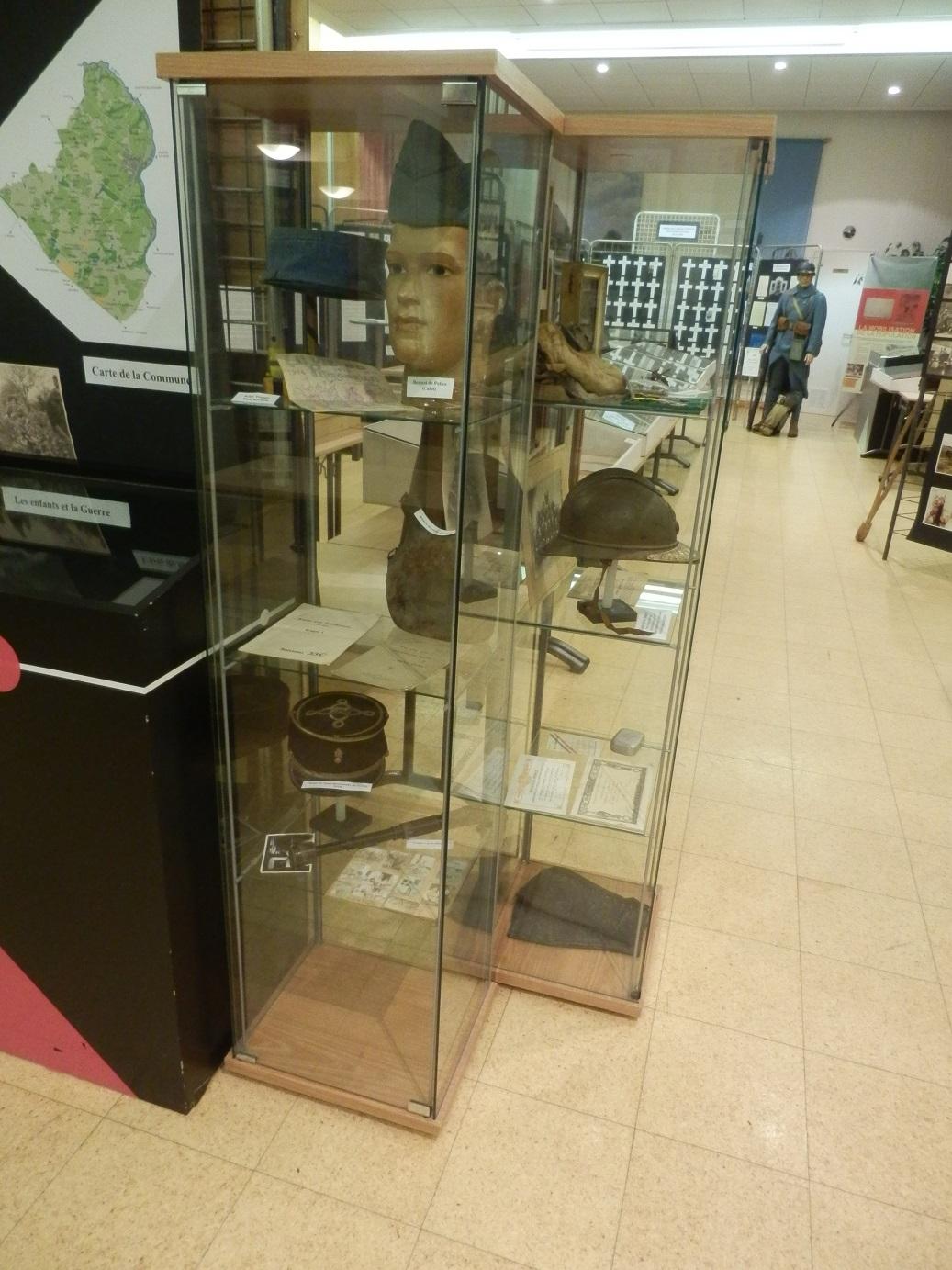 Exposition Château-Thébaud dans la Grande-Guerre 550010PB101914