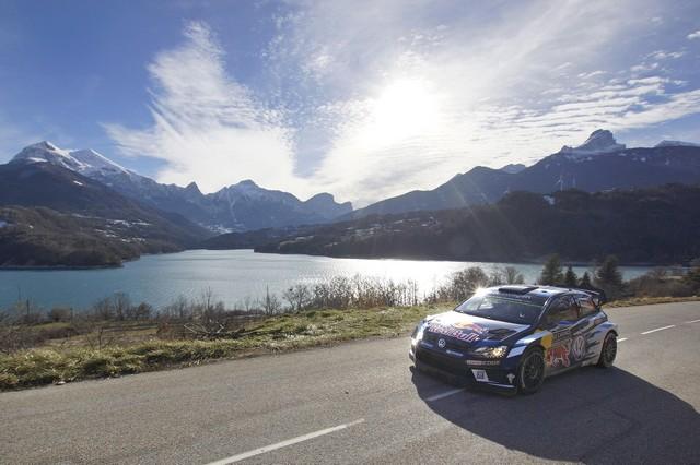 Les champions du monde aux avant-postes : Ogier/Ingrassia en tête du Monte-Carlo  551044thd012016wrc01dr33213