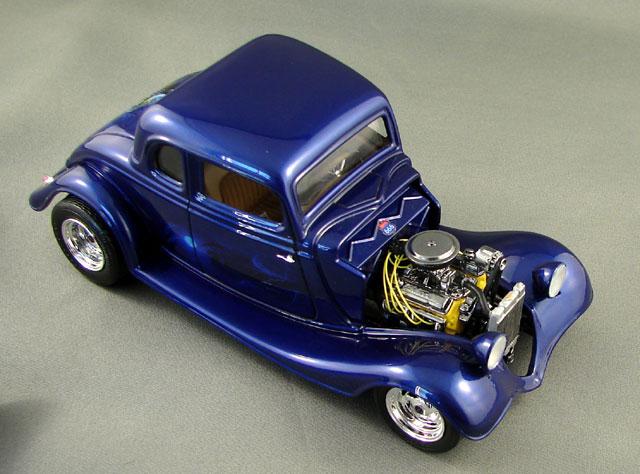 Ford '34 StreetRod 55147234ford0026