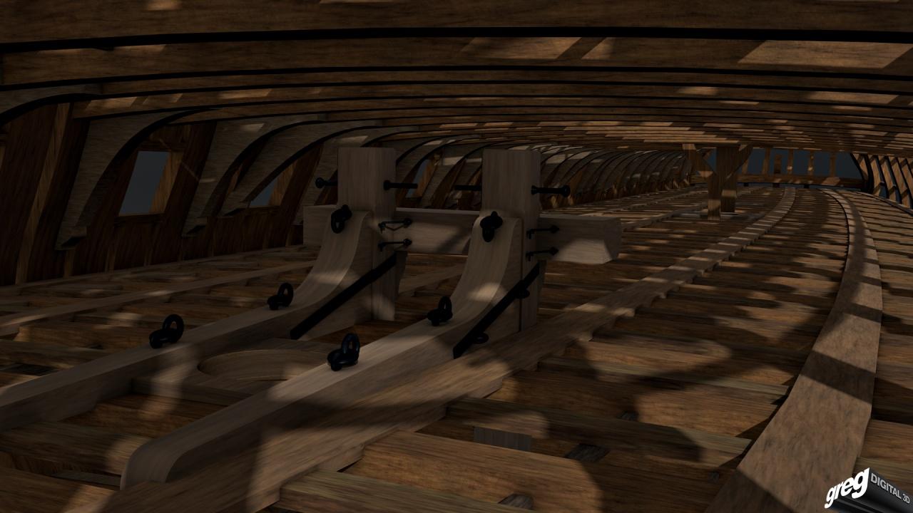 Vaisseau 74 canons Lucide (Création 3D) de Greg_3D - Page 3 551638Squelettegrandebittes