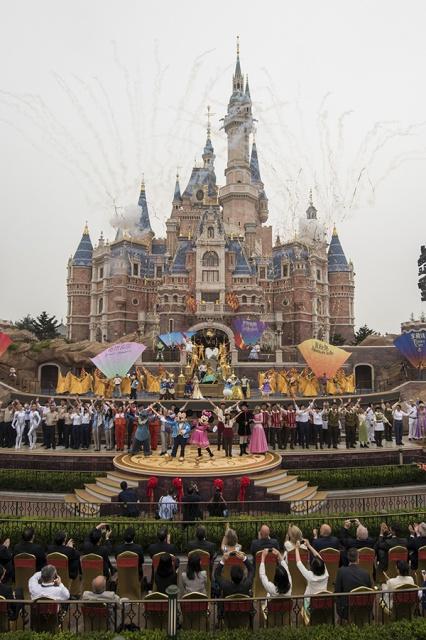 Shanghai Disney Resort en général - le coin des petites infos  - Page 3 552929W156