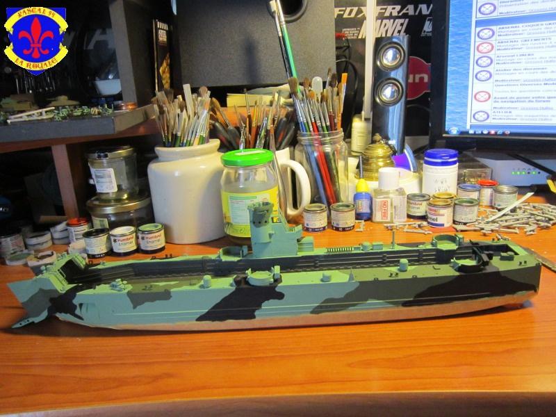 U.S. Navy Landing Ship Médium (Early) au 1/144 de Revell par Pascal 94 - Page 8 553049IMG42511