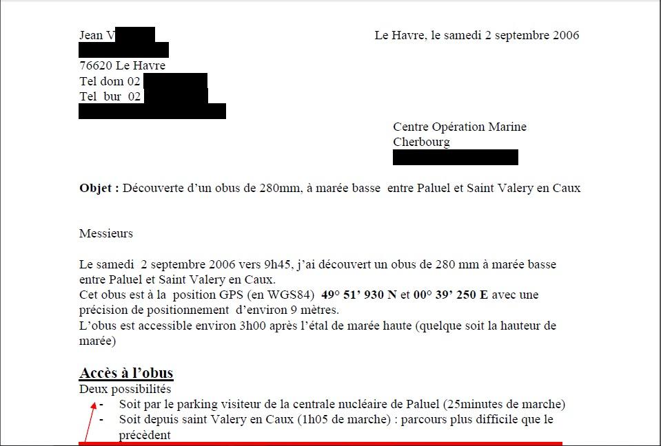 DECOUVERTES D'ENGINS DE GUERRE - ATTENTION !!! 55418334a
