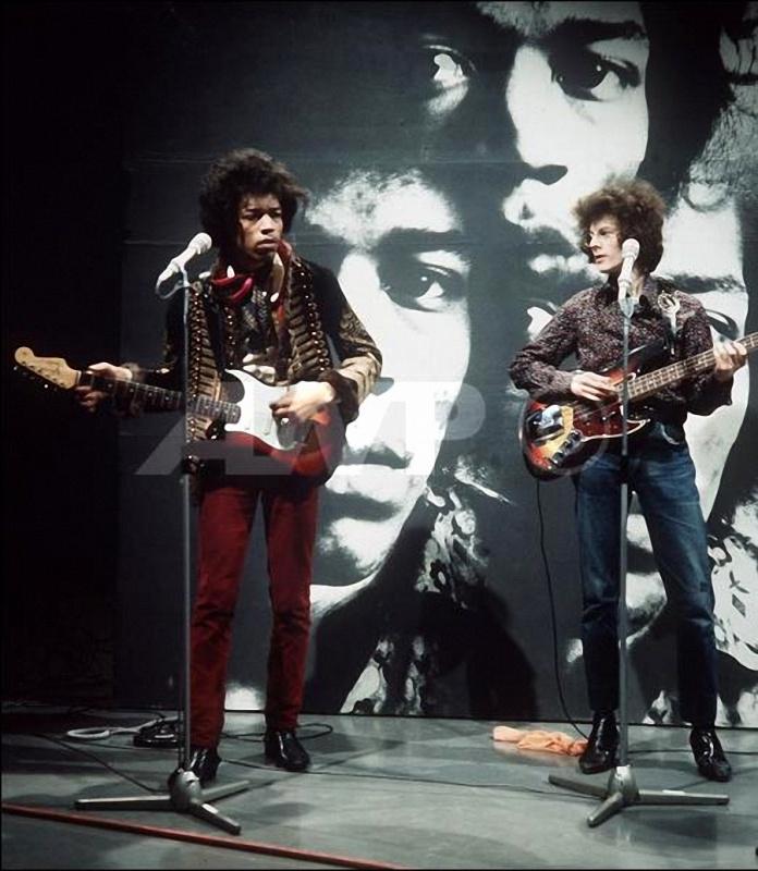"""Fan club"" (Amsterdam, émission télé) : 14 Mars 1967 [Playback]  5549742498468March141967"