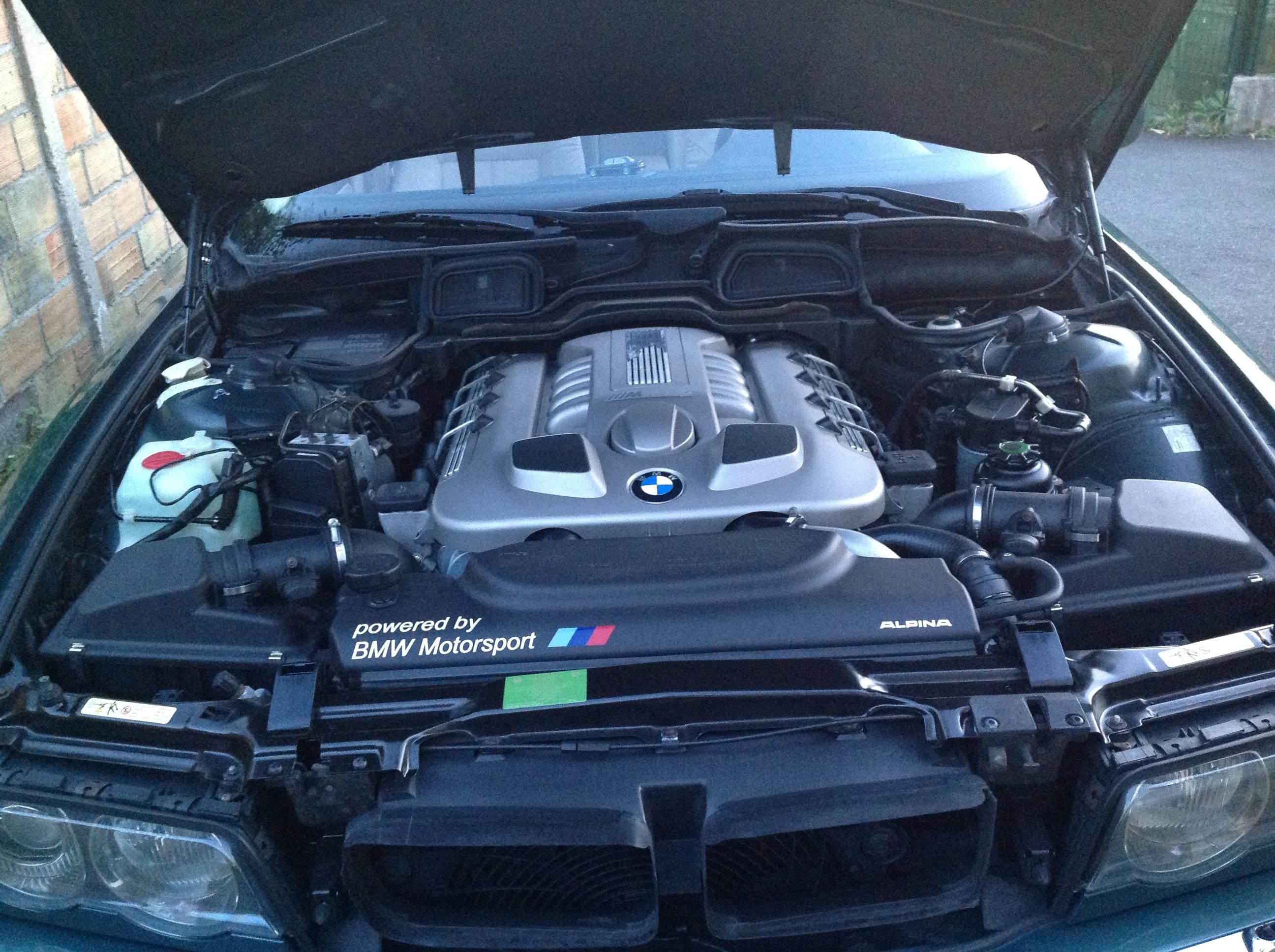 Ma BMW 740 D 555110image