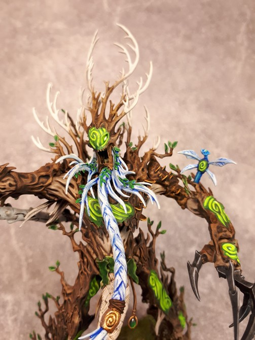 Armée Elfes sylvains - Tree Revenants 555339Treeman13