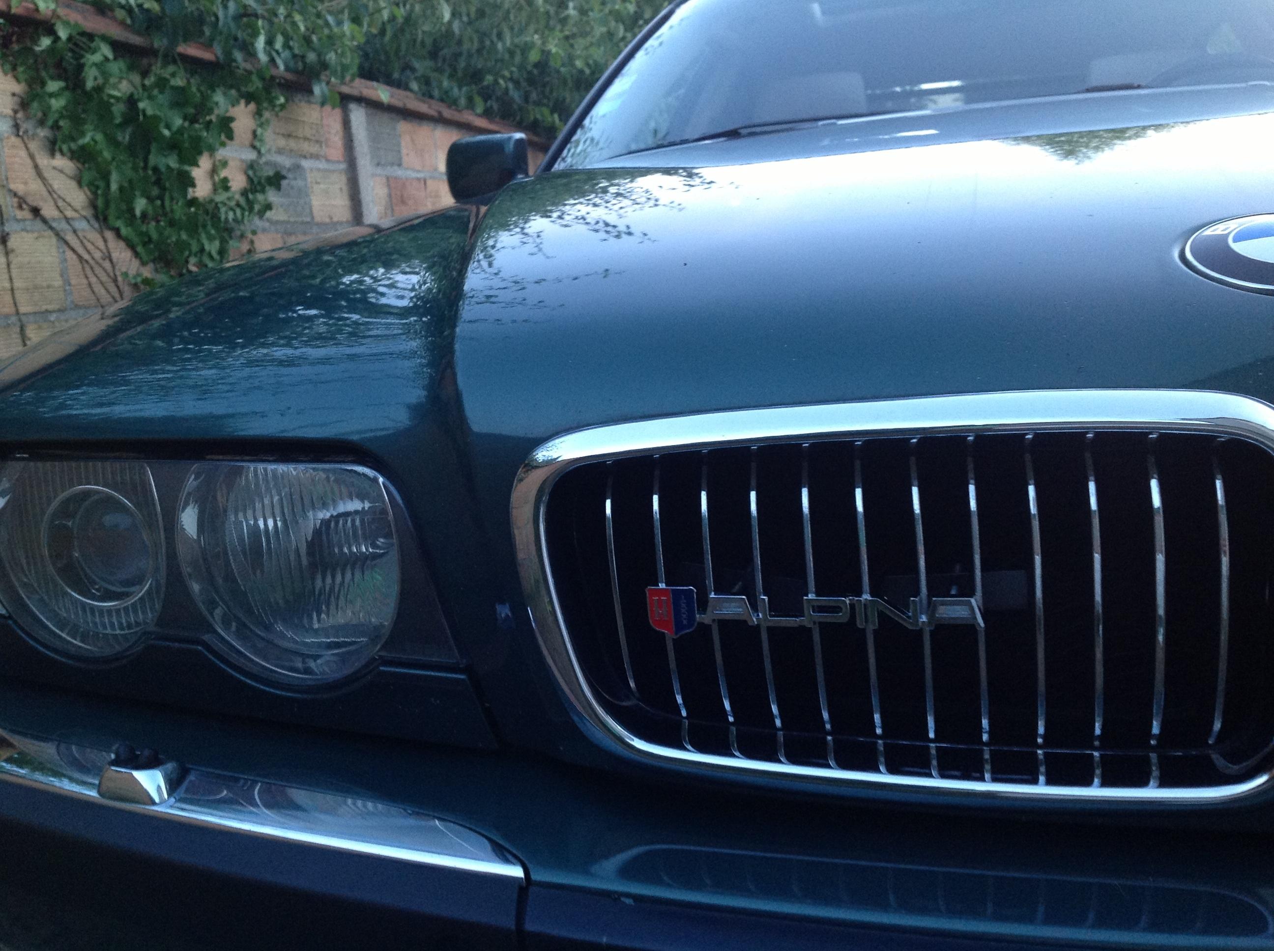 Ma BMW 740 D 556095image