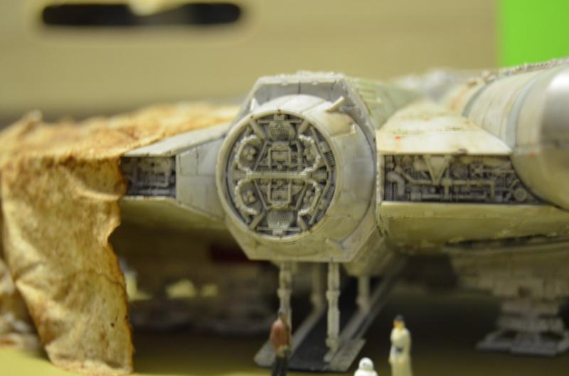 millenium falcon de bandai 557034DSC0002