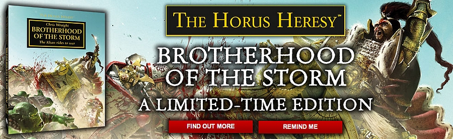 [Horus Heresy] Brotherhood of the Storm by Chris Wraight 557729BOTS0709