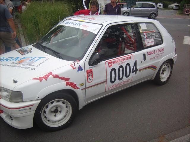 31è Rallye Tessy sur Vire Gouvets 2012 (vérifications techniques)  557986Sep01827