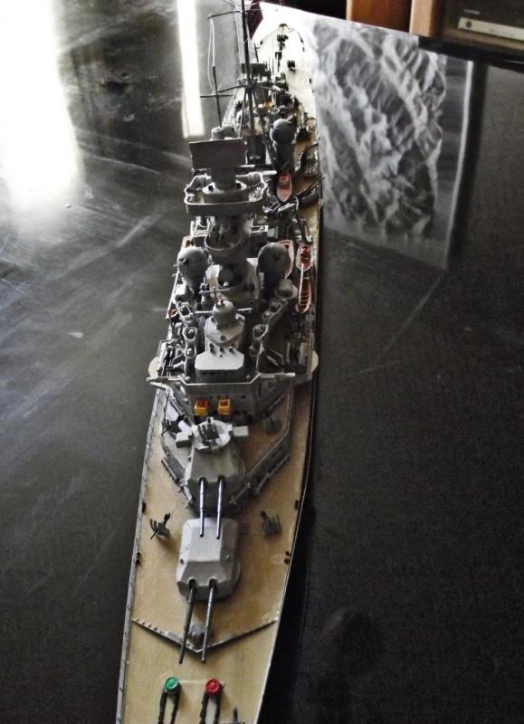 Prinz Eugen Trumpeter au 1x350 558595DSCF1265