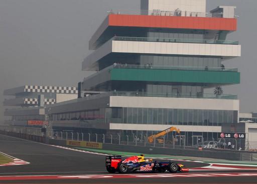 F1 GP d'Inde 2012: (essais libres-1-2-3-Qualifications) 5587512012GPIndeSebastianVettel