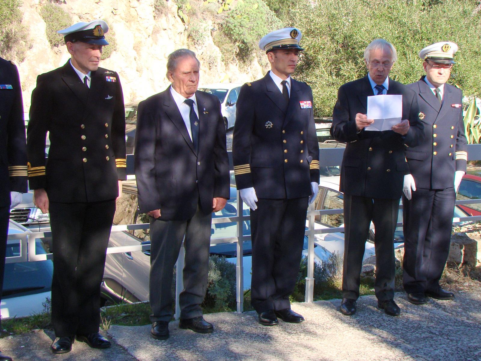 [ Associations anciens Marins ] A.G.A.S.M. Nice Côte d'Azur sect. SM Pégase - Page 6 559213DSC04706