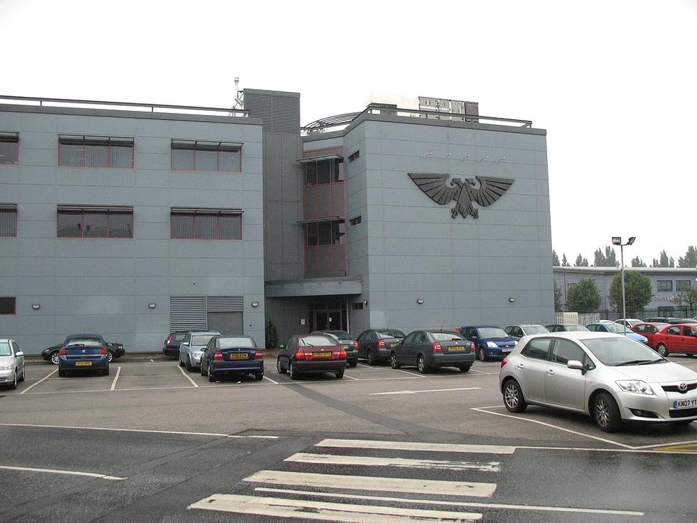 Games Workshop Ltd, Black LIbrary, Willow Road, Lenton, Nottingham 559677WW1