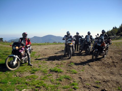 Gros trail et ++ en balade  à Axat , samedi 4 Octobre - Page 2 560865SDC19152
