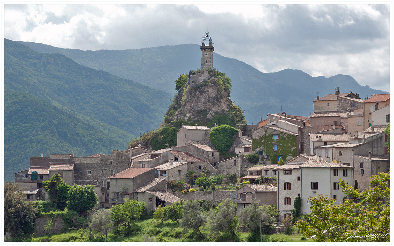 Bonson Alpes Maritimes. 561014Sigale