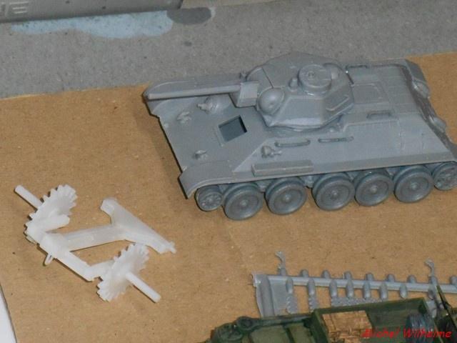 blindé russe 3    Le  T 34 Démineur 562071DSCN9966Copier