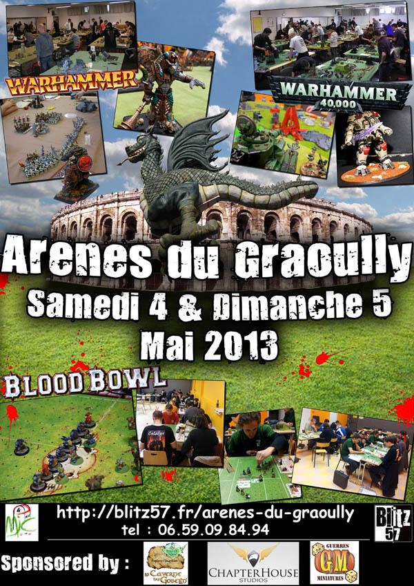 Les Arènes du Graoully 2013:  4 & 5 Mai 2013 à Metz 562220affichearnes2013FINALsansGWcopy