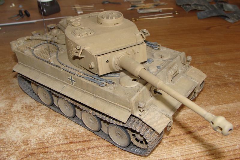 Tigre I - Tamiya ref 35156 - 1/35 - Page 5 562397DSC05430