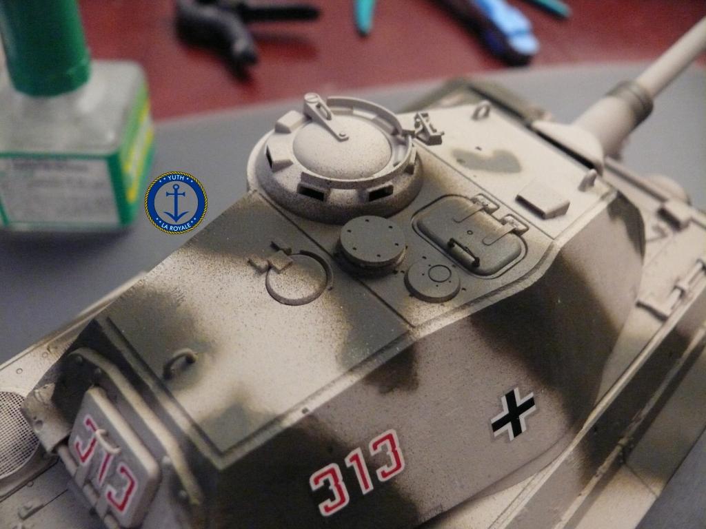 Sd.Kfz. 182 Panzer VI ausf B Tiger II Porsche Turret 562457konigstiger09