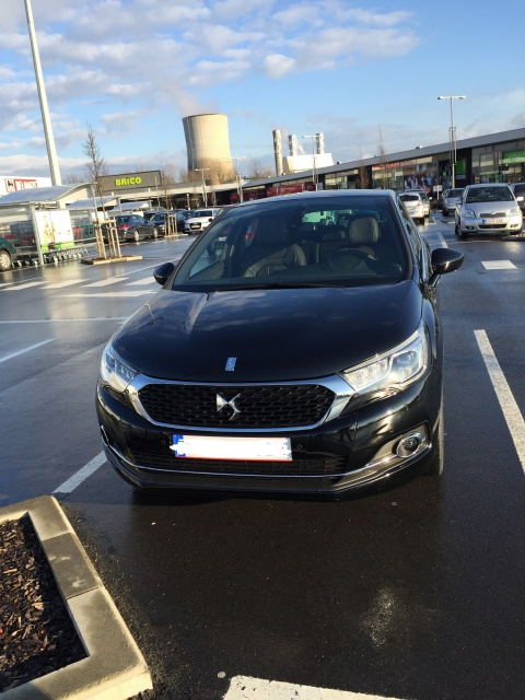 New DS4 BlueHdi 115 Sport Chic noir Perla. 563813IMG2542