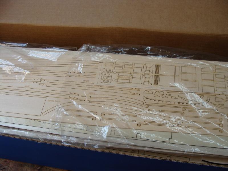 "US  Frigate CONFEDERACY 1778  de Model Shipways  au3/16"" 564043DSC01861"