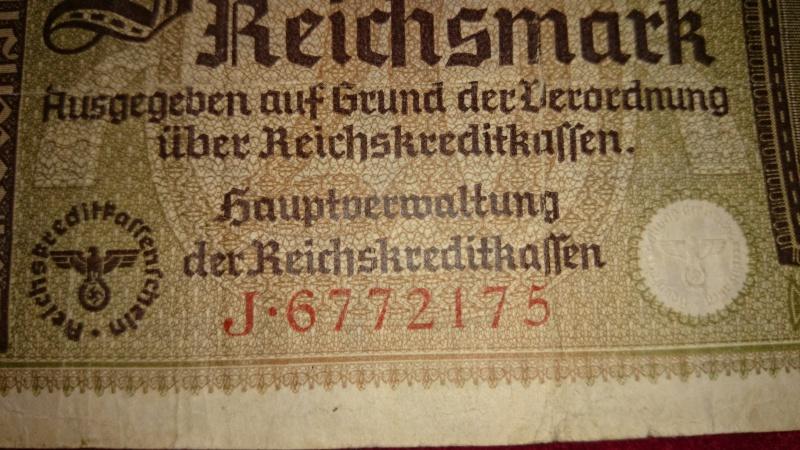 lot billet 20 et 50 reichsmark 566492DSC0037