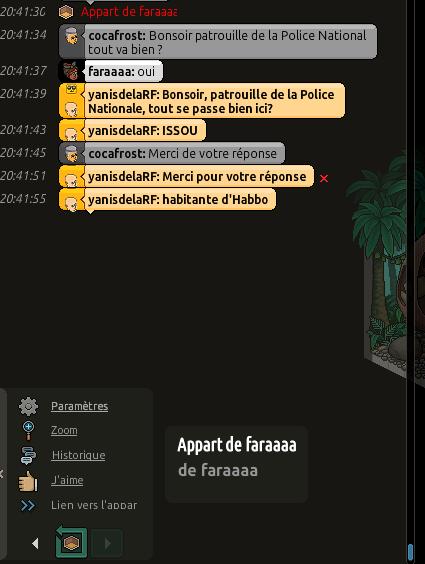 [C.M] Rapports des patrouilles de Cocafrost 567347PATROUILLE261