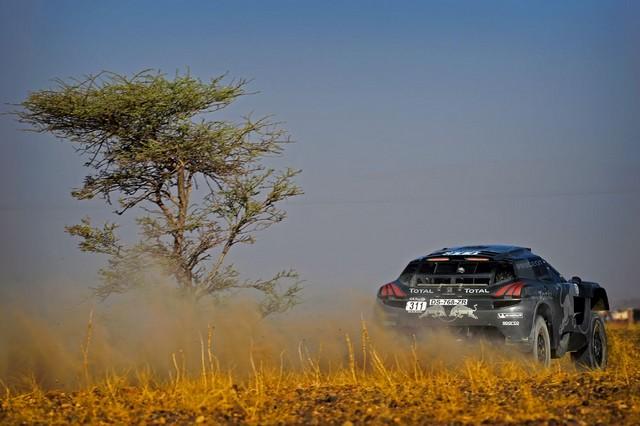 Team Peugeot Total : Rallye du Maroc / ETAPE 2 : Boucle du Drâa 56756205315002052