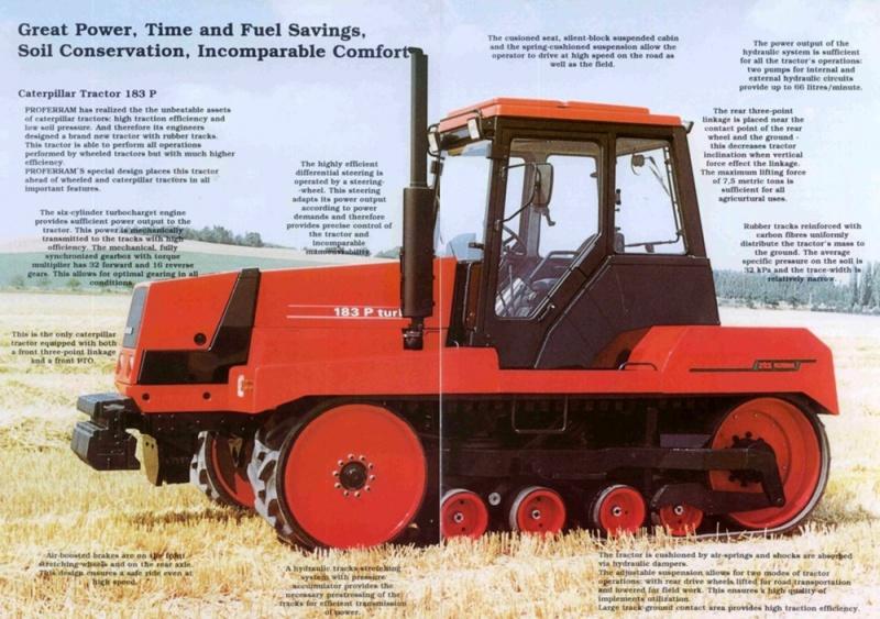 Photos de tracteurs Zetor  - Page 3 567775ZTSProferam183Pcrawler