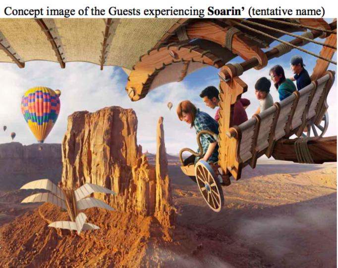 [Tokyo DisneySea] Soaring : Fantastic Flight (23 juillet 2019) 568650Capturedcran20160427104841
