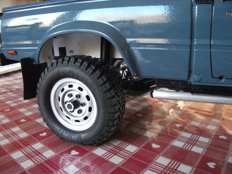 L'Hilux a Lolo57 sur Chassis G-made - Page 5 569413DSCF9812