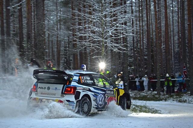 Troisième victoire en Suède pour Sébastien Ogier / Julien Ingrassia  569632ogiervictoiresuede02