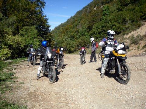 Gros trail et ++ en balade  à Axat , samedi 4 Octobre - Page 2 569887SDC19157