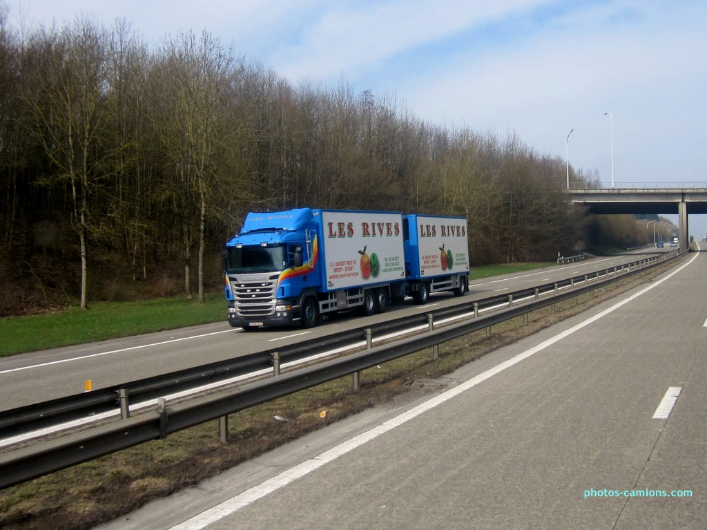 Les Rives - Ringoot Fruit  (Bruxelles) 570248photoscamions22III2013151