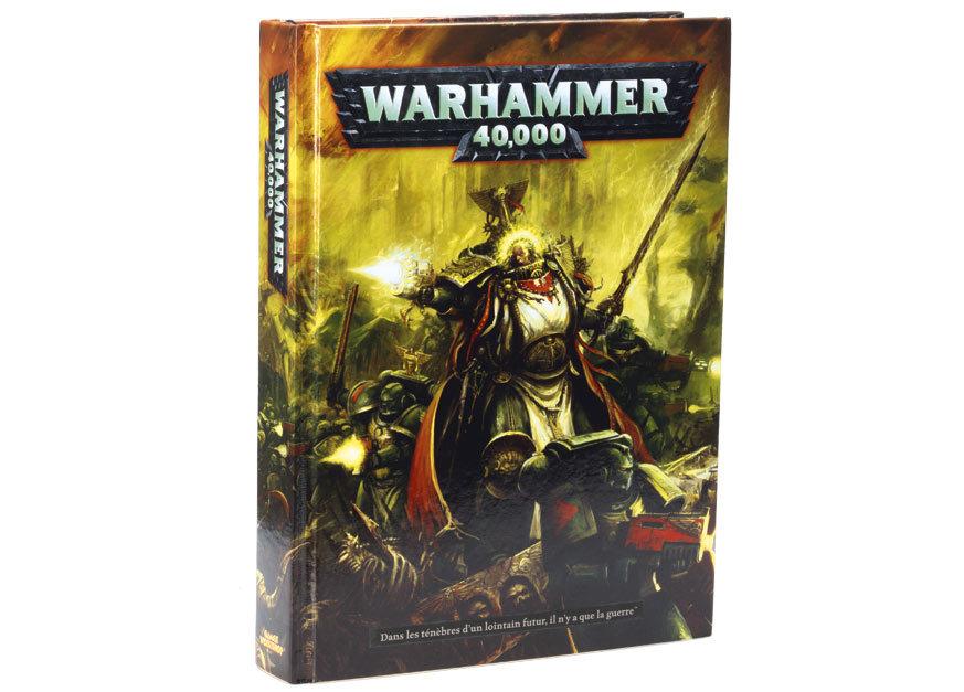 Le Livre de Règles de Warhammer 40,000 - V6 (Topic officiel) 570819W40K1