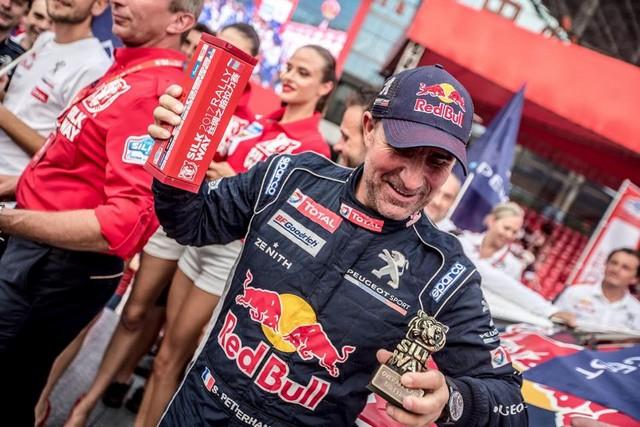 Peugeot Triomphe Pour La Deuxième Année Consécutive Sur Le Silk Way Rally 57093620228882