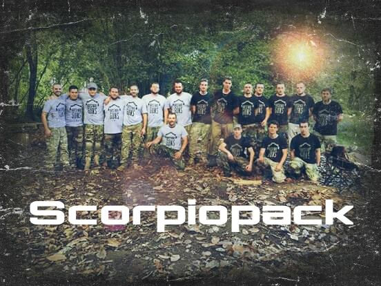 Scorpio Pack Air Soft 44