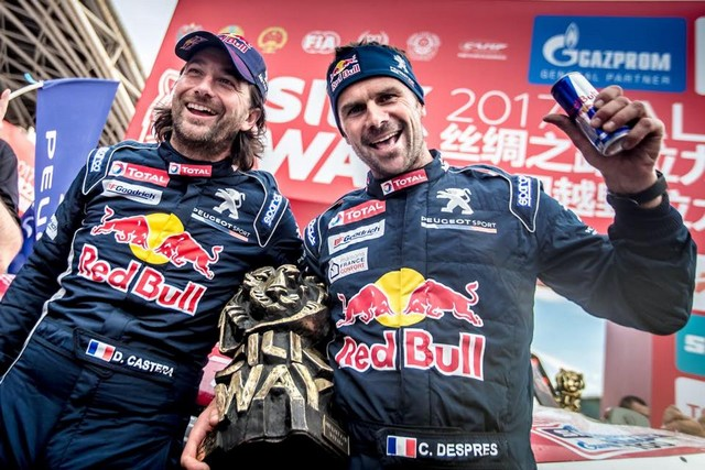 Peugeot Triomphe Pour La Deuxième Année Consécutive Sur Le Silk Way Rally 57185120258317