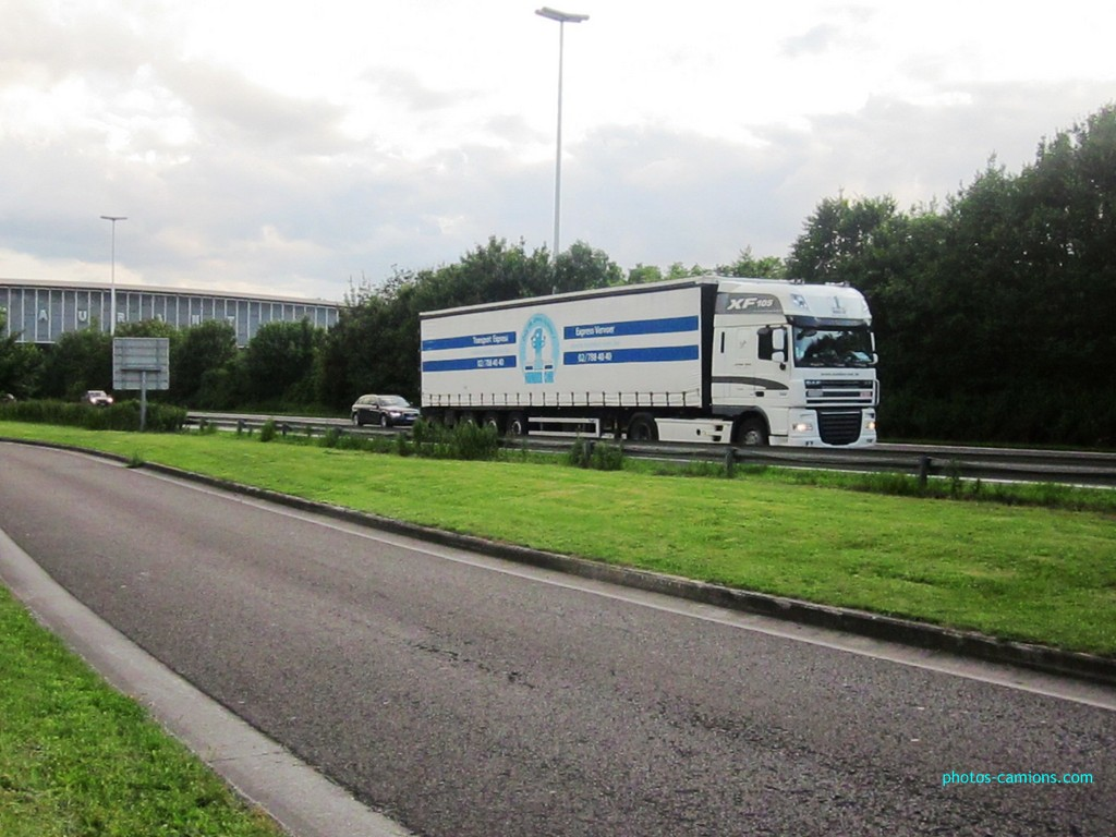 Transport Express Number One - Forest  571889photoscamions21Juin2012068Copier